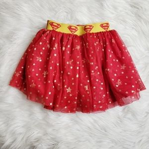 Hanna Andersson Justice League Superman Skirt